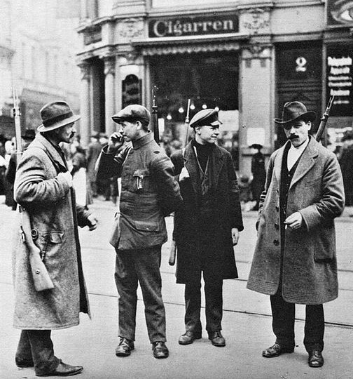 Gedenken an die Märzgefallenen von 1920