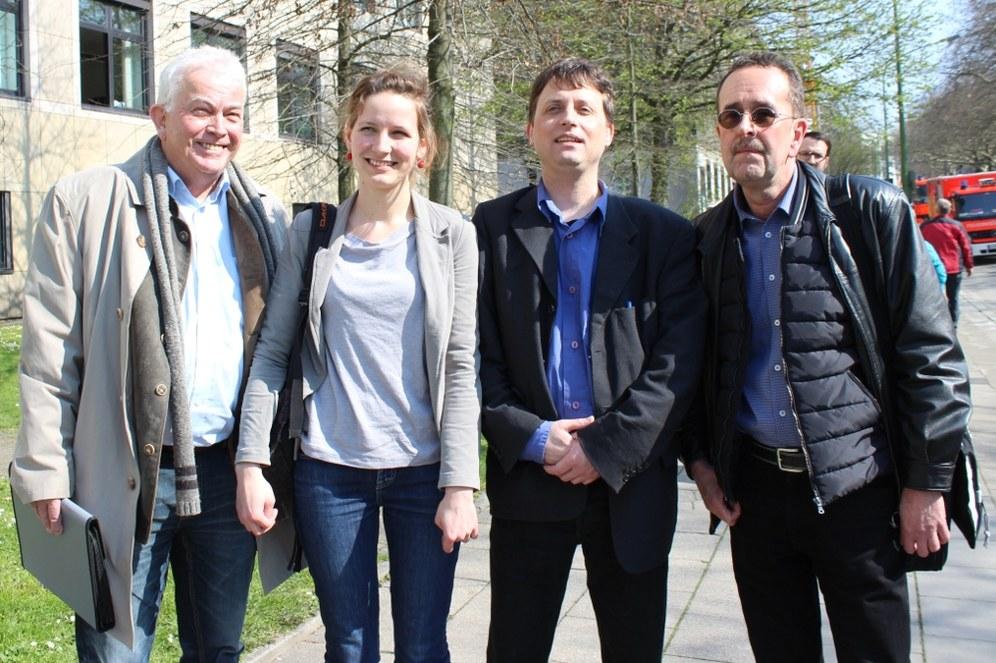 Landgericht Essen: Linksextremismus-Hetze vor dem Offenbarungseid?