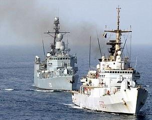 Chemiewaffen-Vernichtung - keine Rechtfertigung für den Einsatz der Bundesmarine