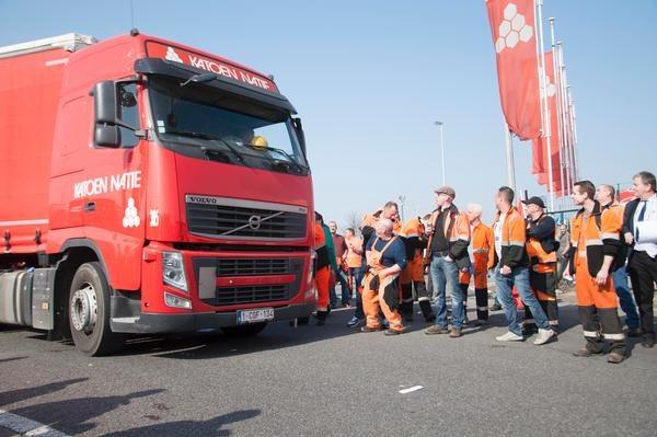 Europaweiter Widerstand der Hafenarbeiter gegen Port Package III