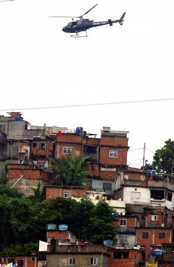Brasilien: Armenaufstände in Rio