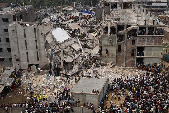 Ein Jahr nach der Rana-Plaza-Katastrophe in Bangladesh