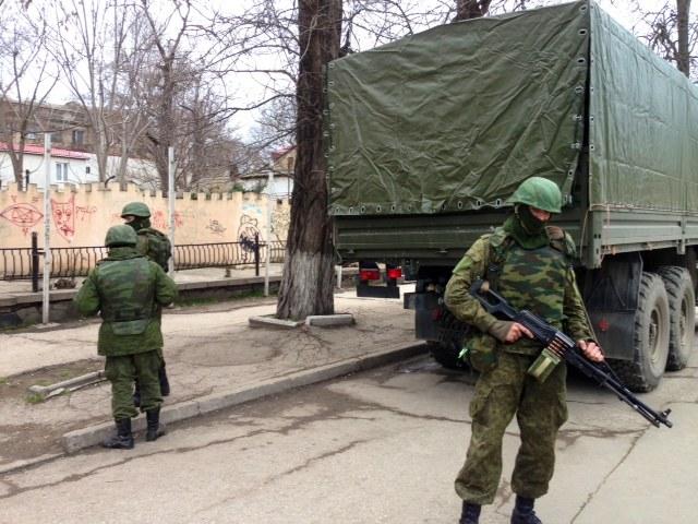 Verschärfung der imperialistischen Kriegsgefahr in der Ukraine