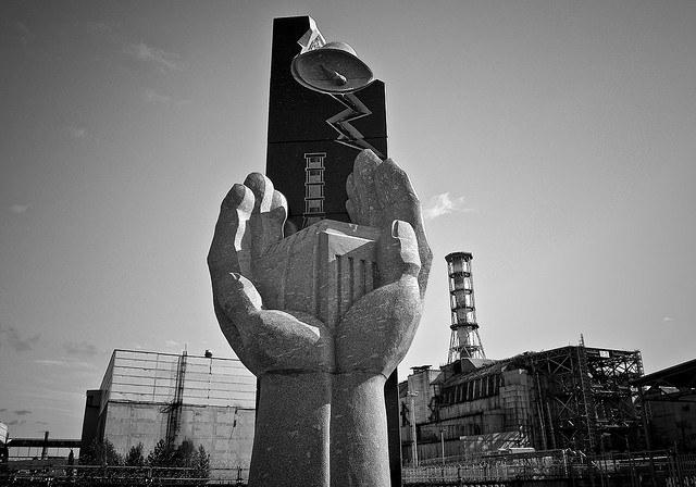 28 Jahre Atomkatastrophe in Tschernobyl - Atomernergie-Wahnsinn geht weiter