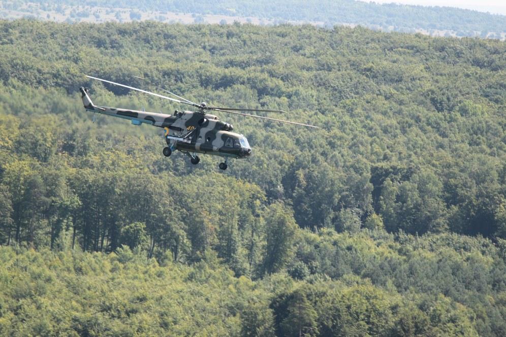 Die Lage in der Ukraine ist von sich weiter verschärfender Kriegsgefahr geprägt