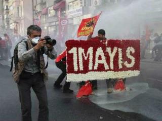Türkei: Den 1. Mai auf dem Taksim-Platz feiern!