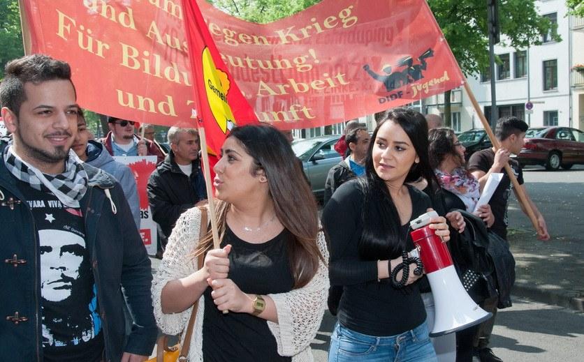 1. Mai - Kampftag der Arbeiterklasse weltweit