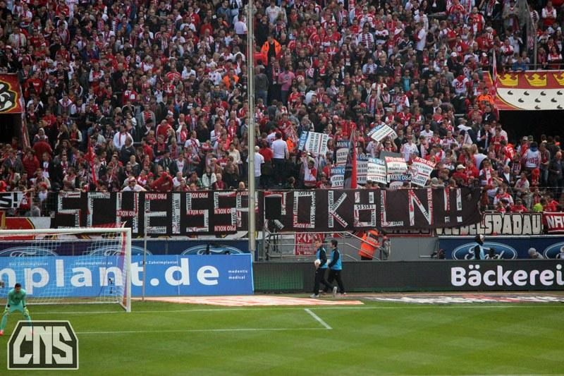 "Fans des 1. FC Köln punkten gegen faschistoide ""Pro Köln""-Partei"