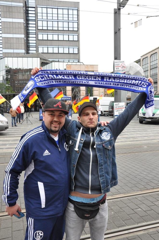 """""""Pro NRW"""" ging im antifaschistischen Widerstand baden"""
