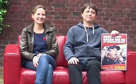Neue Videos der MLPD-Spitzenkandidaten