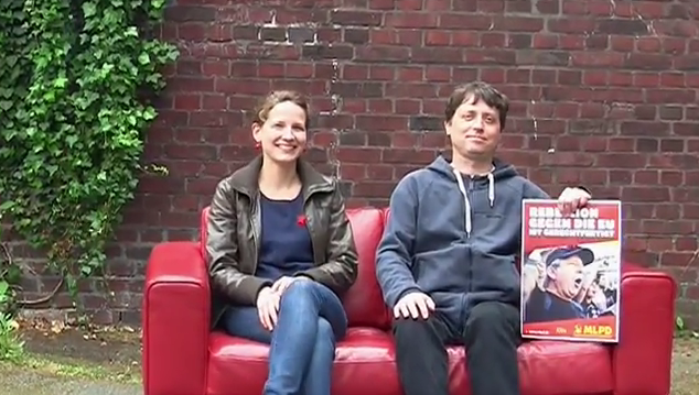"""Neues Video aus der Serie """"100 Sekunden Klartext"""" mit Lisa Gärtner und Peter Weispfenning"""