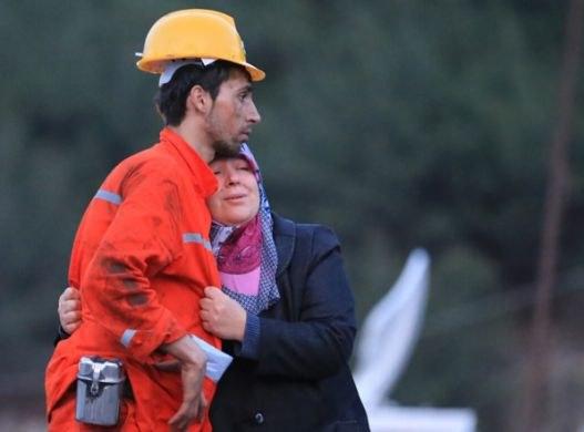 Trauer, Hoffnung, Wut - katastrophales Grubenunglück auf der Zeche Soma in der Türkei