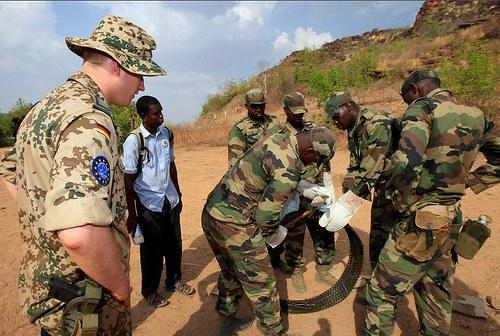 """Neues """"Afrika-Konzept"""" der Bundesregierung: Aufholjagd auf dem """"Kontinent der Chancen"""""""