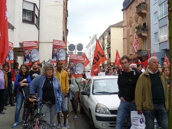 Mannheim: Kein Platz für Nazis im Gemeinderat
