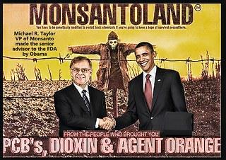 """March against Monsanto"""