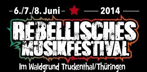 Countdown zum Rebellischen Musikfestival