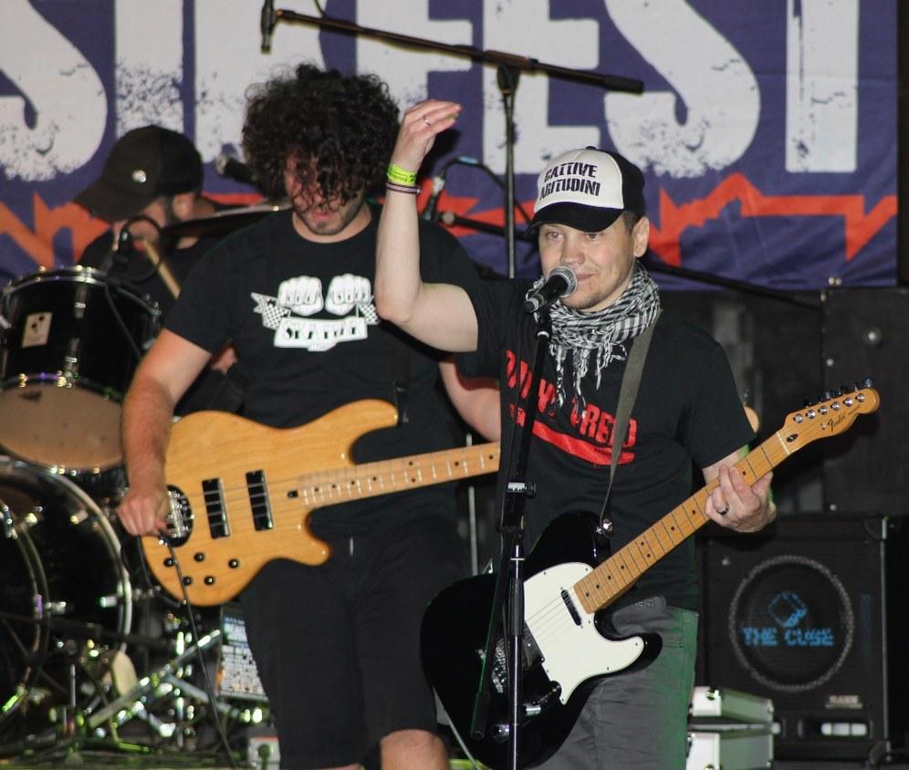 Das Highlight am Pfingstwochenende – Rebellisches Musikfestival – kommt vorbei!