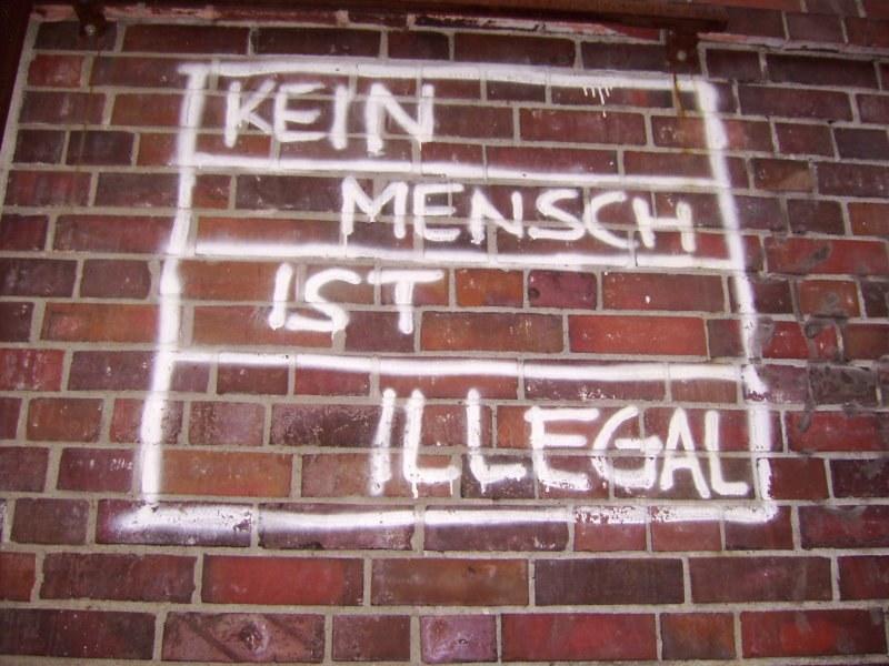 """Polizeigewalt gegen """"Refugee""""-Aktivisten vor Gericht"""