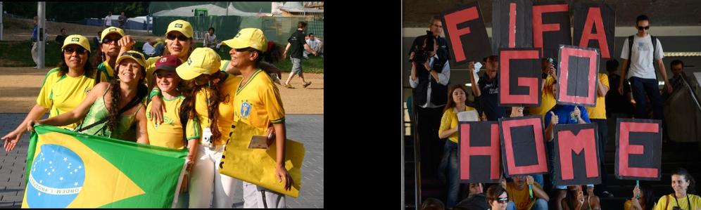 Fußball-WM in Brasilien: Ab heute rollt der Ball