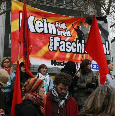 Wachsendes antifaschistisches Bewusstsein in Deutschland
