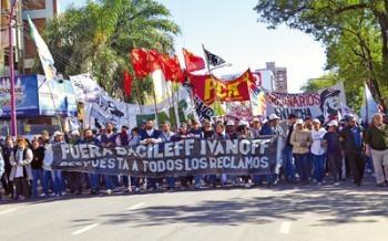 Argentinien vor dem Staatsbankrott