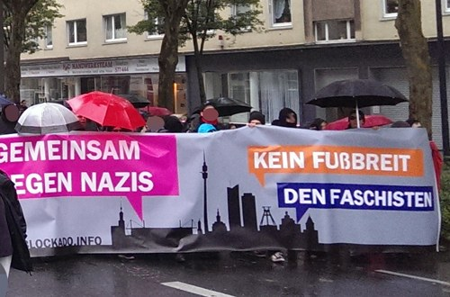 NRW-Innenminister verunglimpft Dortmunder Antifaschisten