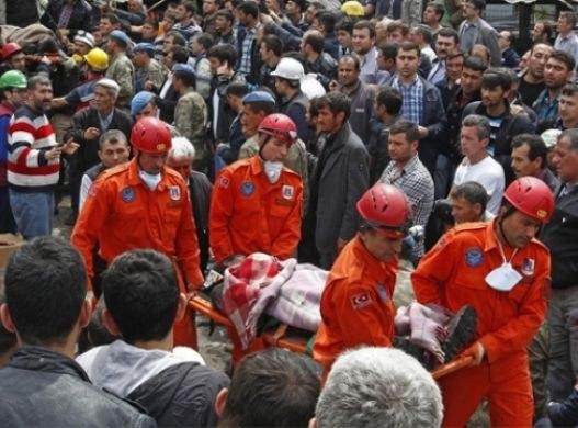 2014 starben in türkischen Minen 820 Kumpel