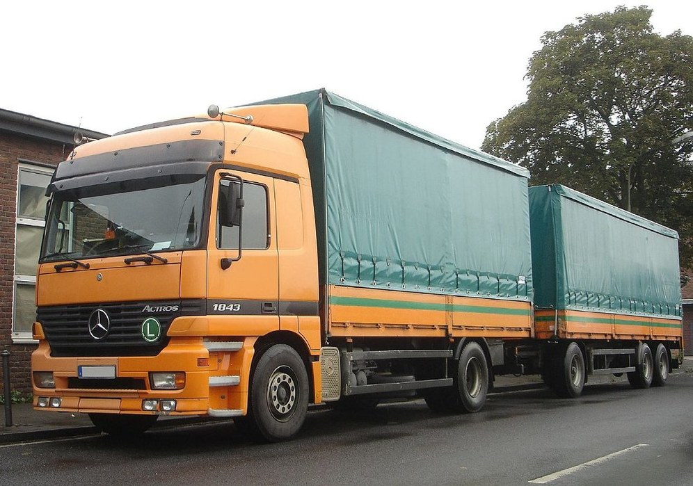 3.200 Arbeitsplätze im Daimler-LKW-Bereich in Gefahr