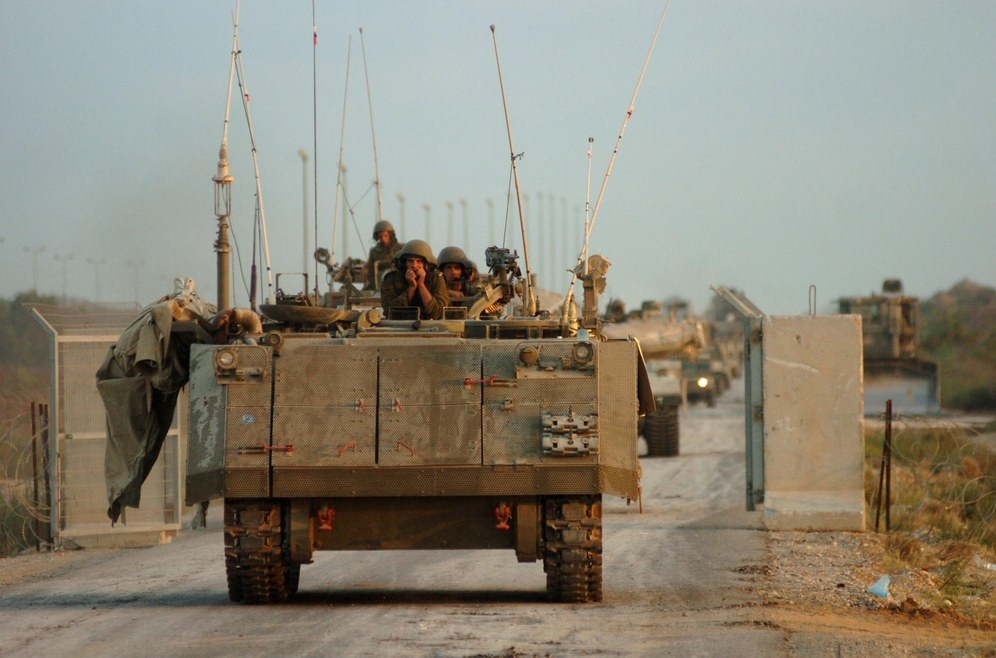 """Israelische Truppen in Gaza einmarschiert: """"Den internationalen Widerstand intensivieren!"""""""