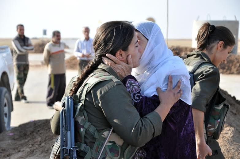 Massive Angriffe auf Rojava - gelebte Demokratie und Menschlichkeit in großer Gefahr