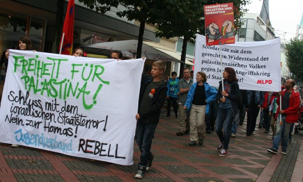 """""""Antisemitische Proteste""""? - Bürgerliche Medien im Dienste der psychologischen Kriegsführung"""