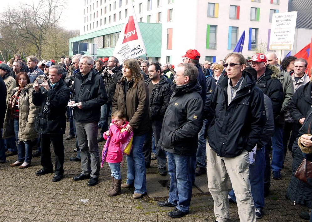 """Es ist Zeit, gemeinsam aufzustehen – """"Bochumer Erklärung"""" verabschiedet"""
