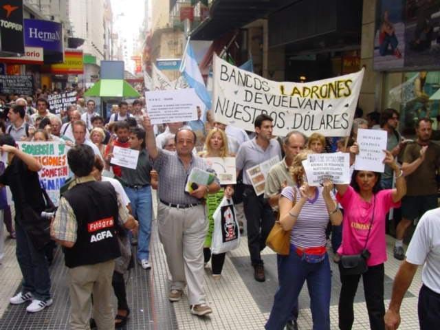 Hedgefonds treiben Argentinien in den Staatsbankrott