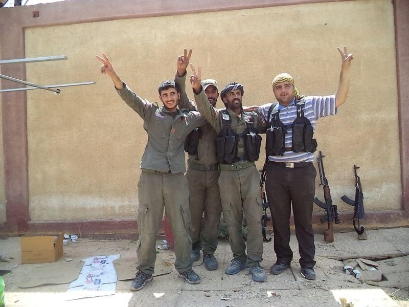 Irak: Widerstand und Einheit gegen faschistische IS-Banden entwickeln sich