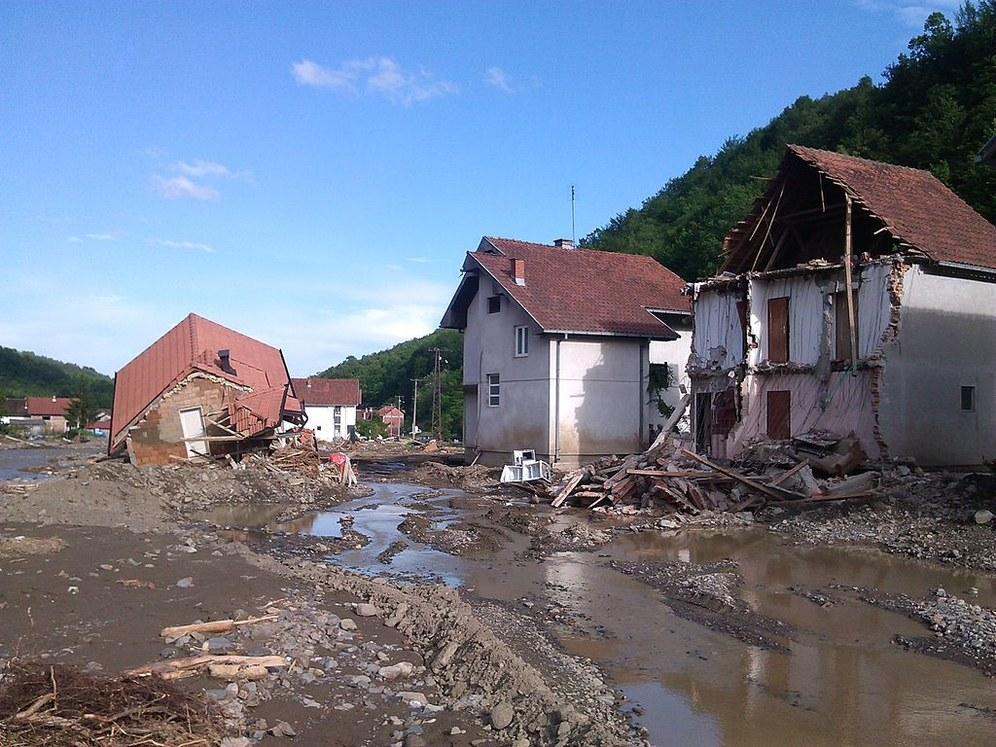 Balkan: Unwetterkatastrophen in immer kürzeren Abständen