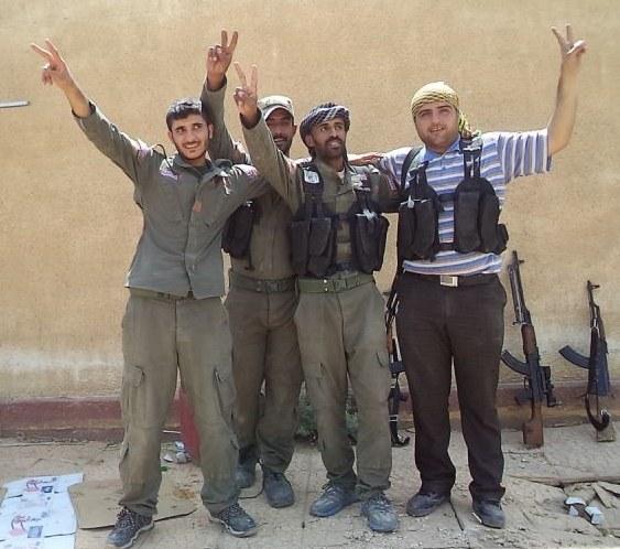 Haben Merkel und Obama ein Herz für den kurdischen Befreiungskampf entdeckt?