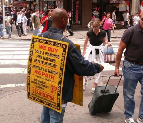 USA: Die Wirtschaft wächst - die Armut noch mehr