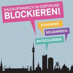 Dortmund: Gegen die Kriminalisierung der Blockade am 23. August!