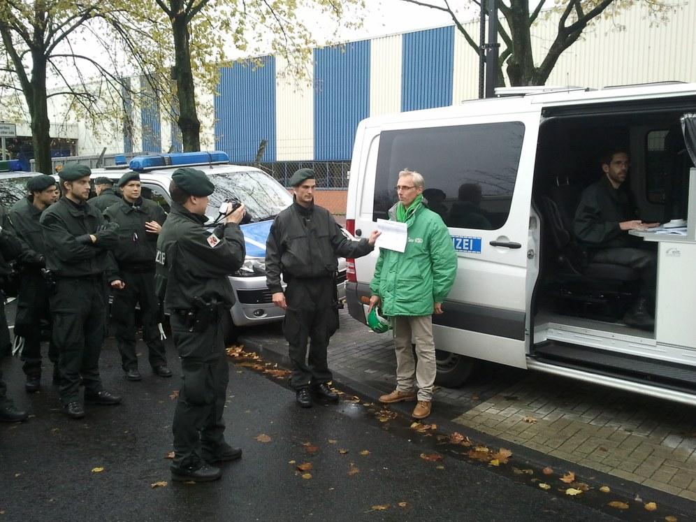 Kampf der Kriminalisierung von Arbeitskämpfen!