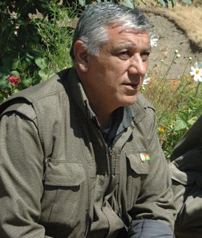 Waffen für die kurdische PKK/PYD