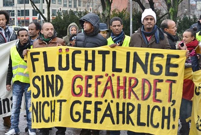 Zynische Flüchtlingspolitik der Berliner Parteien