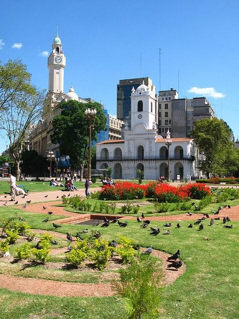 Hart erstrittener Generalstreik in Argentinien