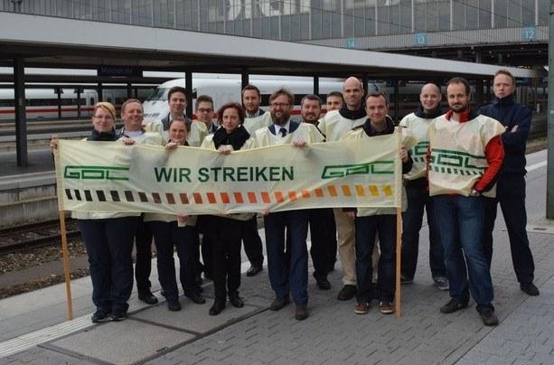 Erfolgreiche Streiks der Piloten und Lokführer – Einschränkung des Streikrechts verhindern!