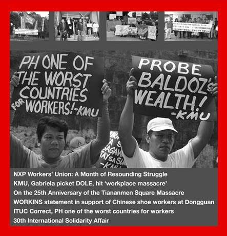 MLPD ruft zu Protest gegen Präsident der Philippinen auf