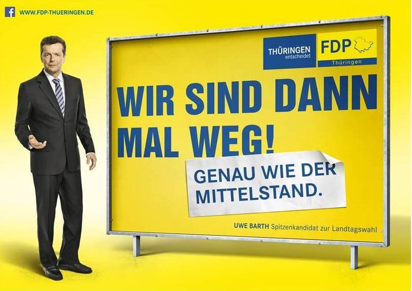 Landtagswahlen in Thüringen und Brandenburg zeigen wachsende Unzufriedenheit