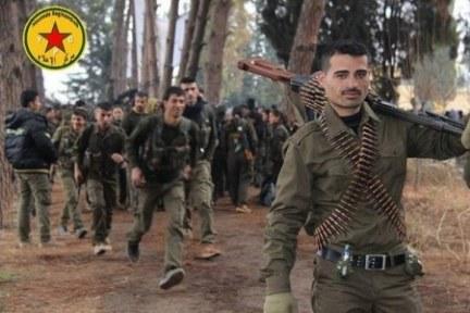 YPG: Heftigste IS-Angriffe auf Kobanê