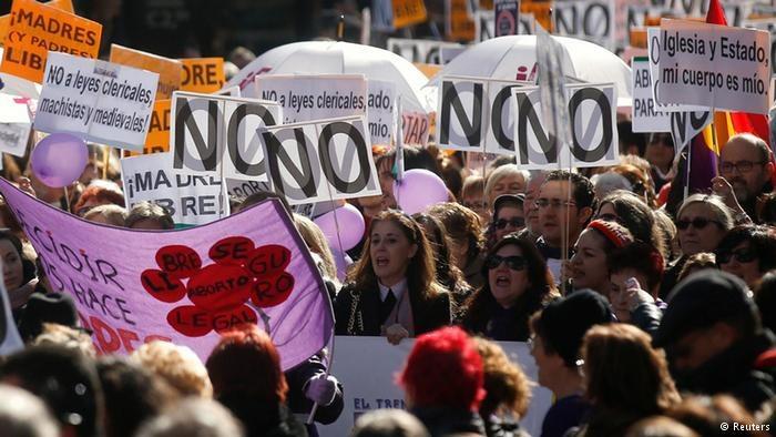Erfolg der kämpferischen Frauenbewegung – Spaniens Regierung zieht reaktionäres Abtreibungsgesetz zurück