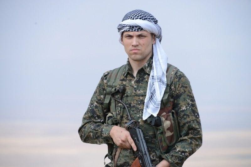 """Alle Völker der Region verteidigen Kobanê"""