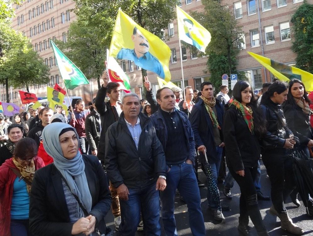 Faschistische IS bedroht Kobanê akut
