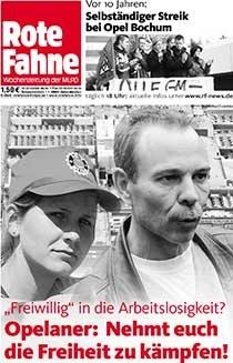 15.10.14 - Zehn Jahre Bochumer Opelstreik
